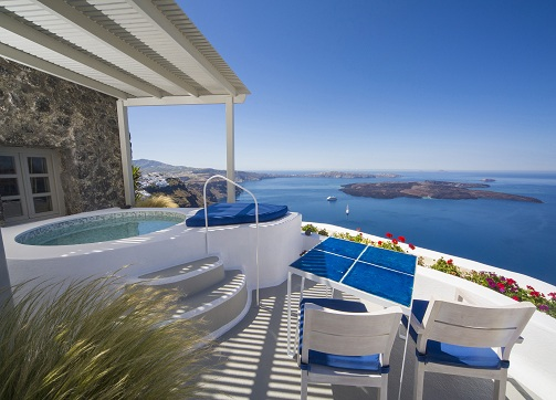 Iconic Santorini Views